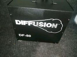 Diffusion DF-50 fogging machine best on the market