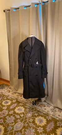 """""""Army Greens"""" Dress Trench Coat North Chesterfield, 23236"""