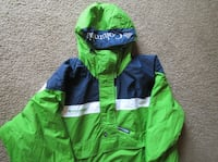 Women's M Columbia Sport Hooded Insulated Jacket Pull Over Saint Paul, 55102