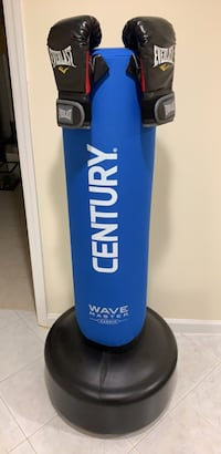 Century Boxing Stand with Everlast Gooves New York, 11364