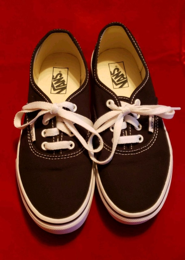 bc3cd6e470 Used Kids Vans Authentics Skate Shoes for sale in Los Angeles - letgo