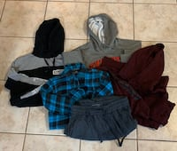 Boys clothes size small