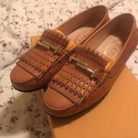 Brand New Unworn Tod's Double T Loafer - Size EU 37
