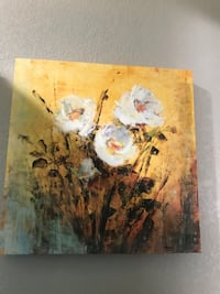 brown and white abstract painting Laredo, 78041