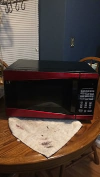 black and red microwave oven Carson City, 89706