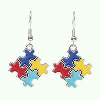 Autism Puzzle Earring!!! Toronto, M1E 2N1