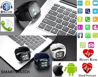 T8 Bluetooth Smart Watch Wrist Phone Mate GSM SIM For Android iPhone IOS Samsung            Westminster