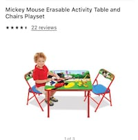 Activity table Chicago, 60626