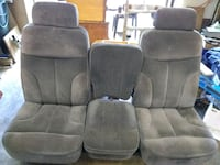 Vehicle seats Frederick
