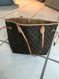 Louis Vuitton Neverfull tote New Port Richey, 34652