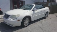 2008 Chrysler Sebring Touring 2dr Convertible  New Port Richey