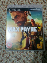 Max Payne 3 - PS3 - Rockstar Games 6116 km