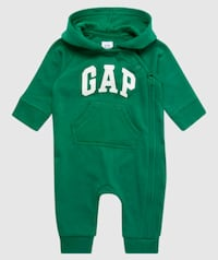 GAP Baby - one piece hoodie  Mississauga, L5W 1L9