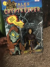 Cryptkeeper action figure
