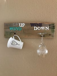 Reclaimed wood sign  Chandler, 85225