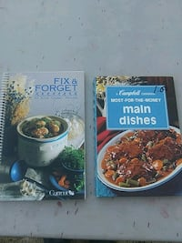 Cook books Dumfries, 22026