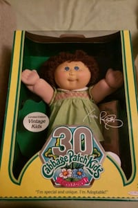Unopened Cabbage Patch Kids Vintage Limited Edition Pleasanton