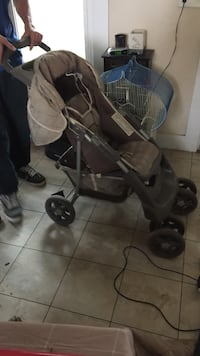 baby's black and gray stroller Owatonna, 55060