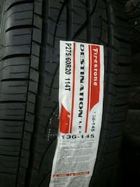 P4 brand new tires Reisterstown, 21136