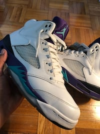Jordan 5 retro grape (2013) Toronto, M1K 3N4