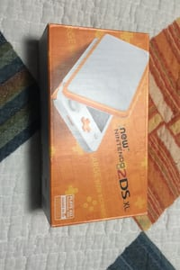 Nintendo 2ds xl (new)