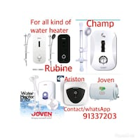 Water heater repair & replacement contact 91337203 Singapore, 399039