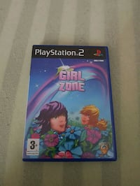 PlayStation 2 Girl Zone