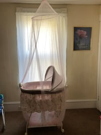 Basinet and Canopy