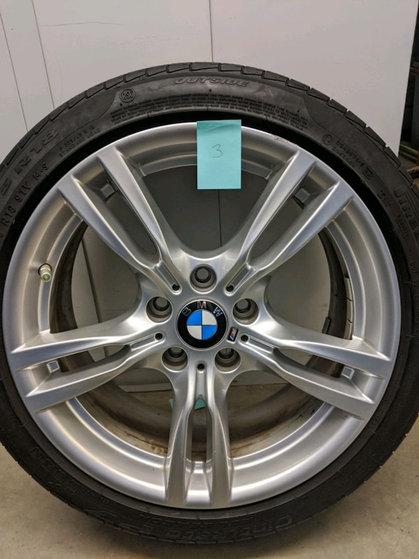 """2017 BMW 440 M Sport 400M 18"""" Wheels and tires. 840dad90-48f3-45f0-9a57-418aa3e08117"""