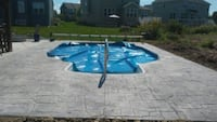 Inground pools sales and services Hobart, 46342
