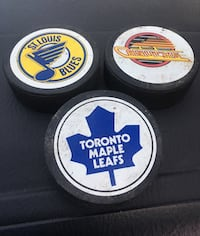 NHL Hockey Pucks Grimsby, L3M 5G8