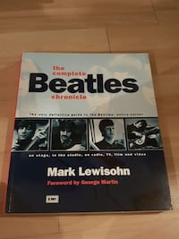 The complete Beatles Chronicle by Mark Lewisohn book Chambly, J3L 5W1