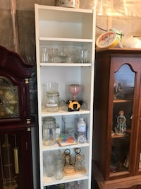 Two Billy Bookcases