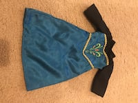Handmade 18 inch Elsa doll Dress New Baltimore, 48047