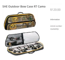 Brand New Bow Case