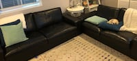IKEA Leather Kivik Couch & Loveseat Langley, V2Y 0A4