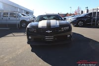 2010 Chevrolet Camaro SUPERCHARGED SS Coupe 2D Langley City