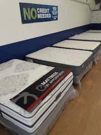 Brand new mattress sets up to 80% off retail price