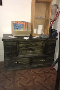 Antique chest dresser