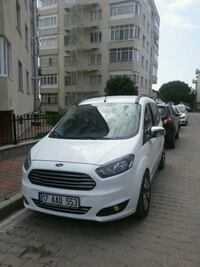 Ford - Courier - 2016 Kemalpaşa Mahallesi, 17000