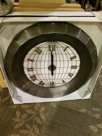 Large Wall Clock Townsend, 19734