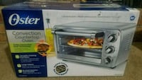black and gray toaster oven box Cedar Hill, 75104