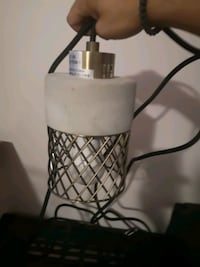 Rustic hanging lamp  Mississauga, L4Z 2X8