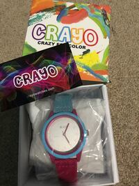 Crayo watch