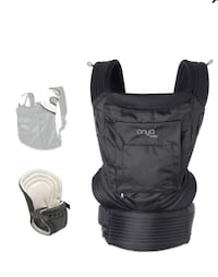 Baby carrier new condition with infant insert  Vaughan, L4L 3V7