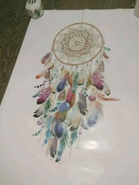 Feather Dreamcatcher poster