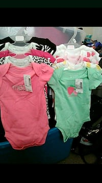 baby's assorted clothes Louisville, 40210