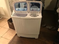 Portable COSTWAY washer and dryer.   Trabuco Canyon, 92679