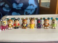 Collectors Disney Beauty and the Beast Vinylmation with chaser Barrie, L4N 4P9
