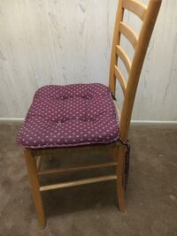Chair with removable cushion Yonkers, 10708